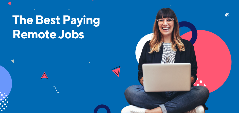 The Best Paying Remote Jobs